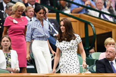 Meghan Markle's Wimbledon outfit could be a nod to Prince Harry