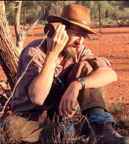 Leading ecologist and NSW government scientific advisor Professor David Watson has quit his role over a controversial plan to protect wild brumbies. Picture: Twitter.