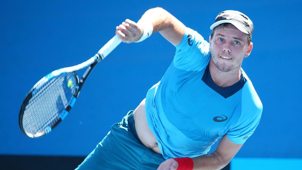 Teenager earns Australian Open wildcard