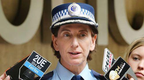 Deputy Police Commissioner Cath Burn (AAP)