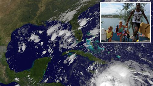 Hurricane Matthew: One dead and one missing as Caribbean braces for Category 4 storm
