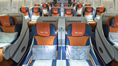 <strong>Aeroflot Russian Airlines</strong>
