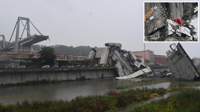 What caused Italian bridge collapse?