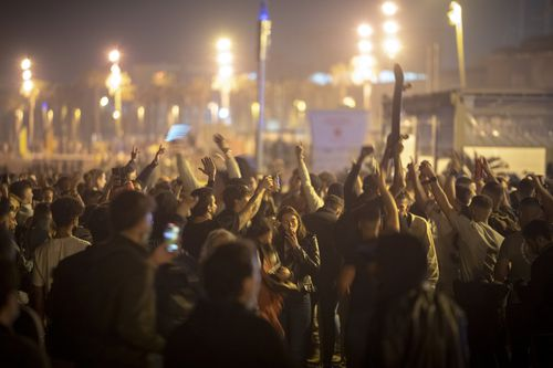 Street parties to celebrate end of Spain's state of emergency