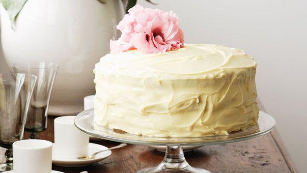 White Chocolate And Passionfruit Celebration Cake 9kitchen