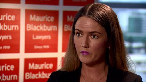 Maurice Blackburn lawyer Jillian Barrett said the property owners could be liable.