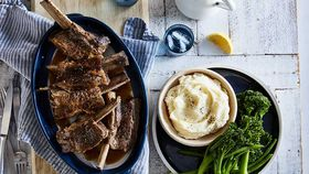 Curtis Stone's braised beef short ribs