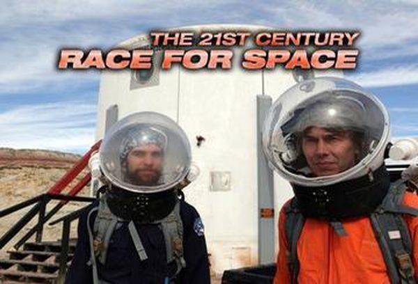 Brian Cox: The 21st Century Race For Space TV Show - Australian TV