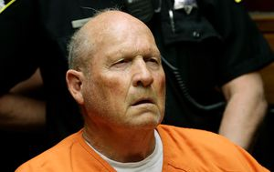 Accused Golden State Killer offers guilty plea to save his life