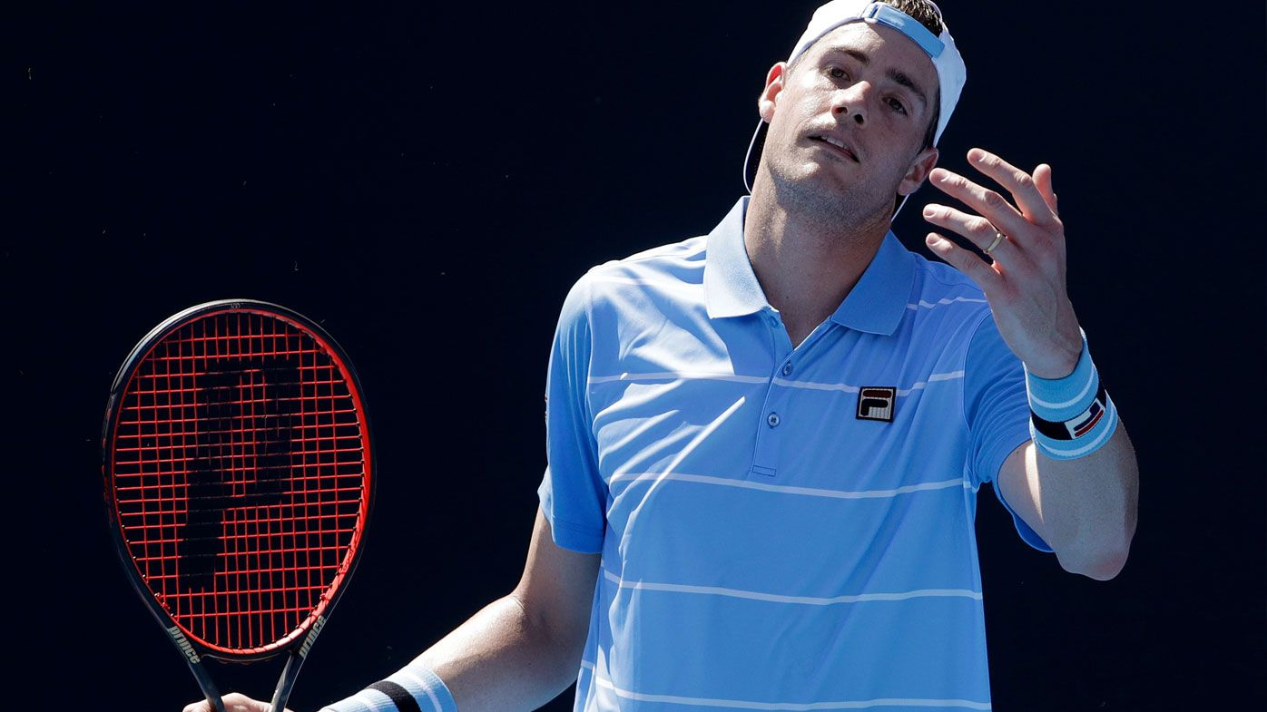 Australian Open: Top seeds fall on first day of carnage at Melbourne Park