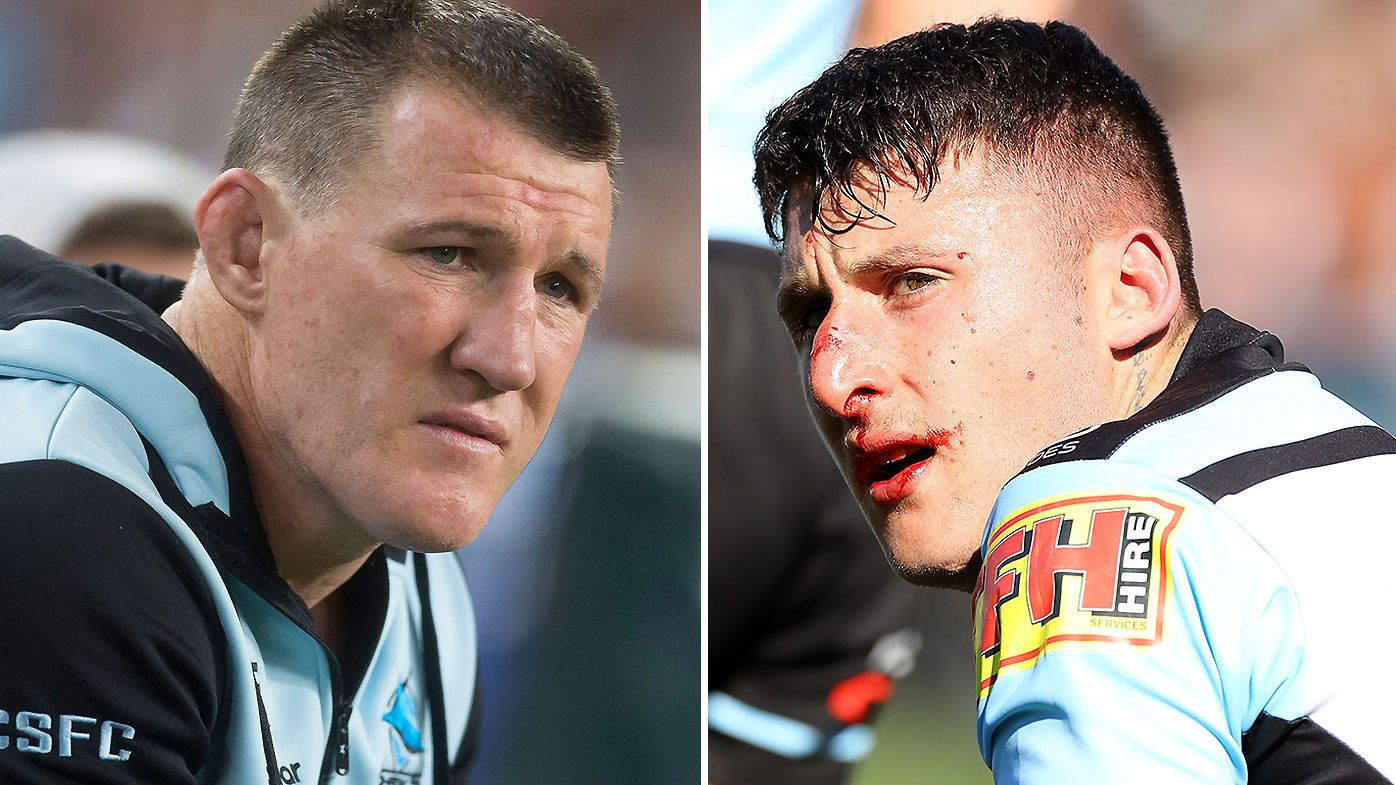 'People with half a brain can see it's not the same': Gallen fires back at Xerri-Sharks insinuations