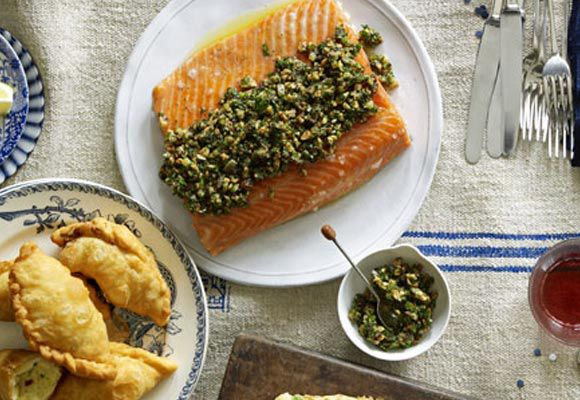 Trout recipes