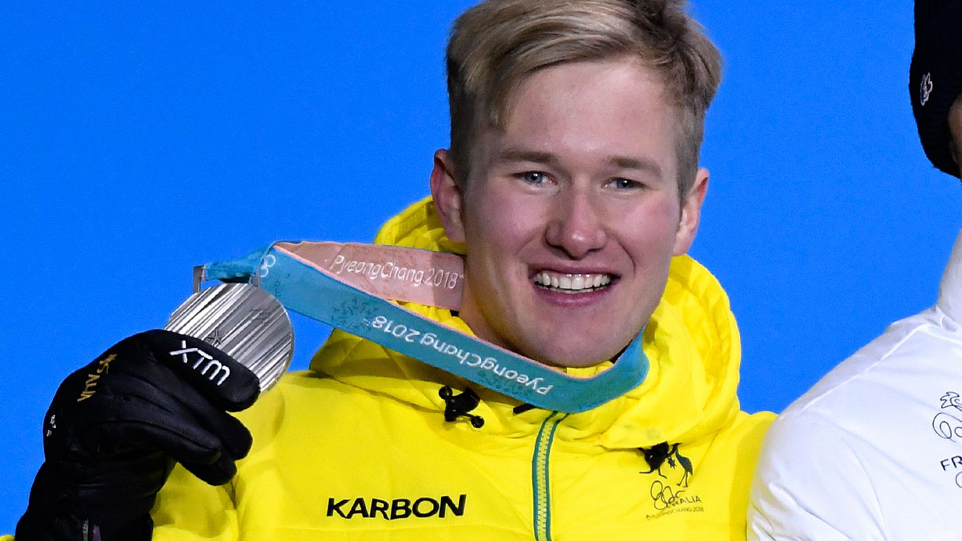 Winter Olympics: Jarryd Hughes to carry Australian flag for Games closing ceremony