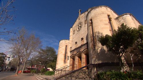 More than $1000 in cash has been stolen from a church in North Sydney.