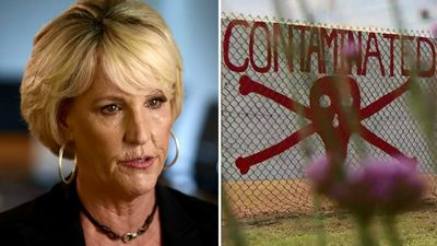 Erin Brockovich's bid to help Aussies hurt by toxic chemical