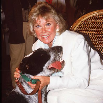 Doris Day in 1985.