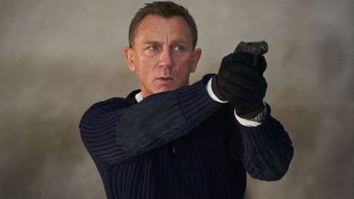Daniel Craig as James Bond in No Time To Die Trailer 2