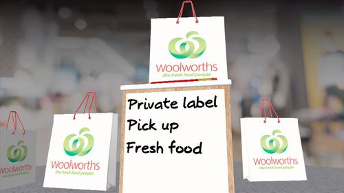 Woolworths has laid out its priorities for the near future.