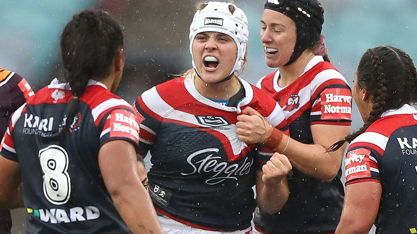 Roosters youngster Hannah Southwell voted RLPA NRLW Players' Champion