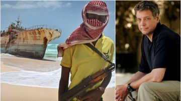 The 'suicidal' escape option a Somali pirate hostage faced