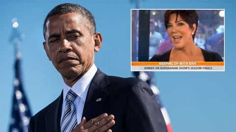 US TV show fills 9/11 moment of silence with Kris Jenner talking about her breast enhancement