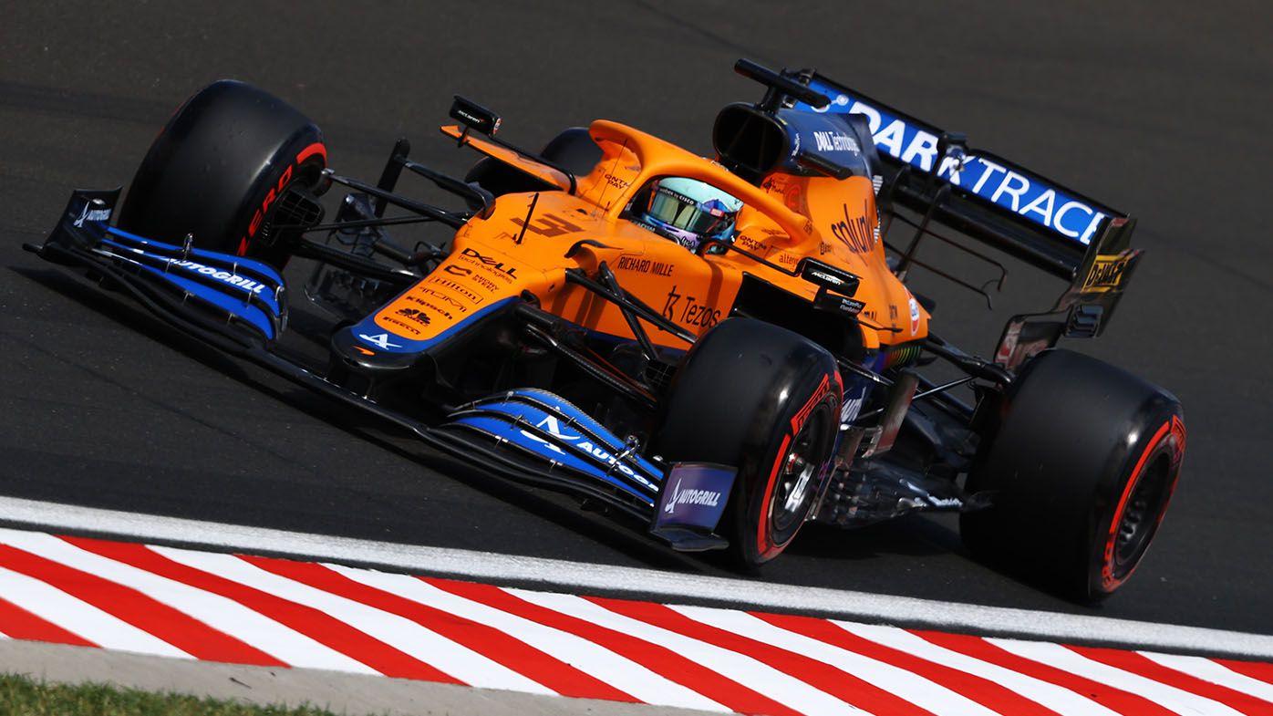 Daniel Ricciardo 11th in F1 Hungarian GP qualifying, Lewis Hamilton booed on way to pole
