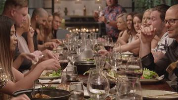 Your exclusive sneak peek at scandalous MAFS reunion dinner