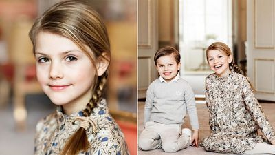 Happy birthday Princess Estelle, February 2020