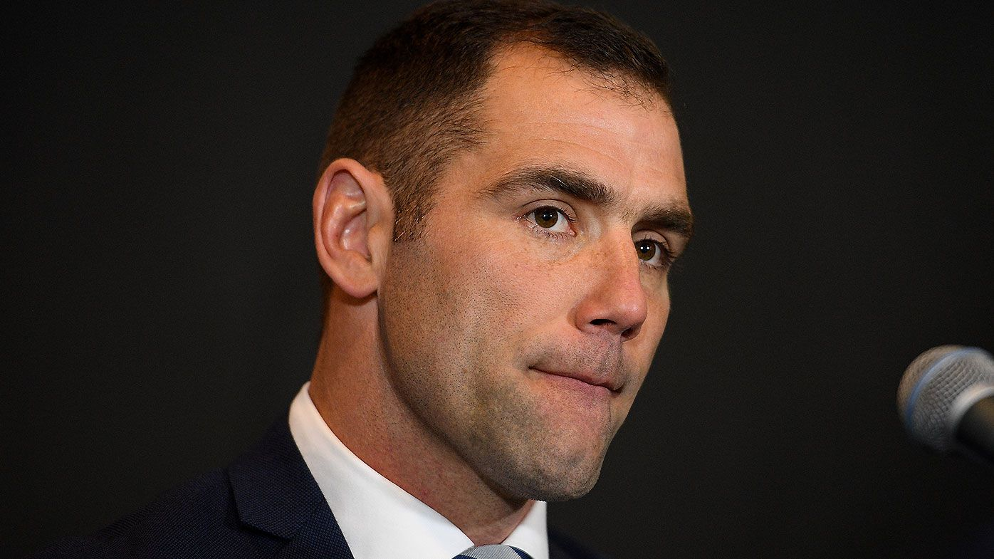 Melbourne Storm confident that Cameron Smith will play in 2019