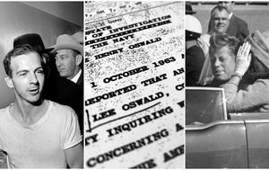 JFK files: CIA focused on Oswald's trip to Mexico