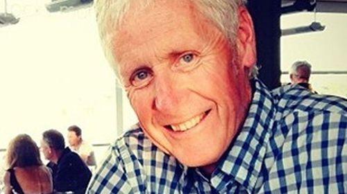 Award-winning novelist Liam Davison was among those on board MH17. (Supplied)