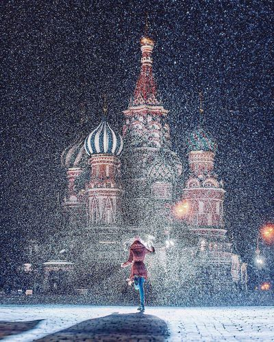 <strong>2. Moscow, Russia</strong>