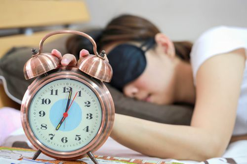 Six to eight hours sleep a night is most beneficial for the heart, researchers have suggested. Picture: Getty