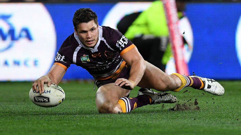 Brisbane Broncos sign James 'Jimmy the Jet' Roberts for four more years