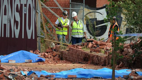 Grocon fined $250,000 over Melbourne wall collapse