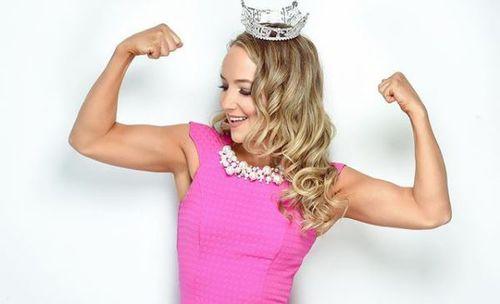 Maude Gorman handed back her crown after the incident. Image: Instagram