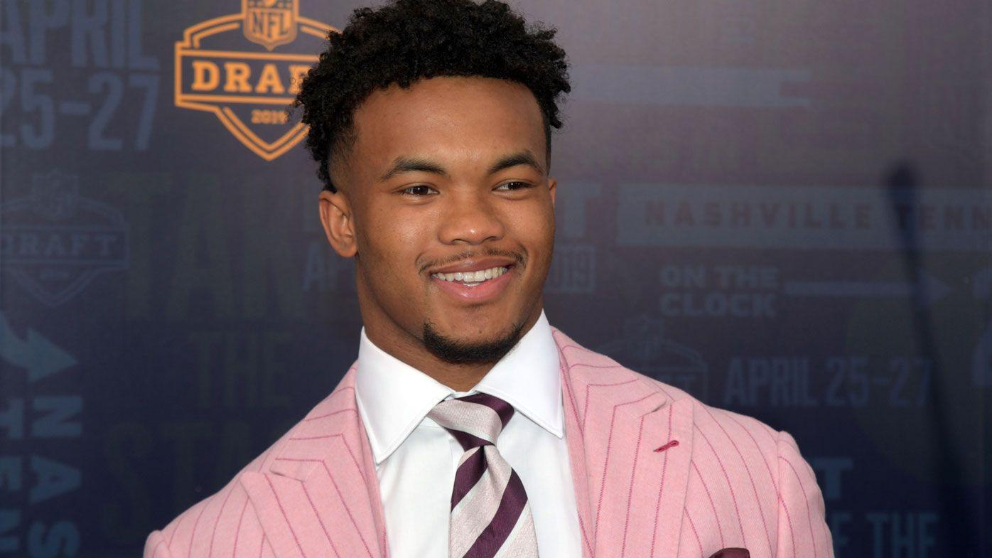 Arizona Cardinals make Kyler Murray No.1 NFL draft pick