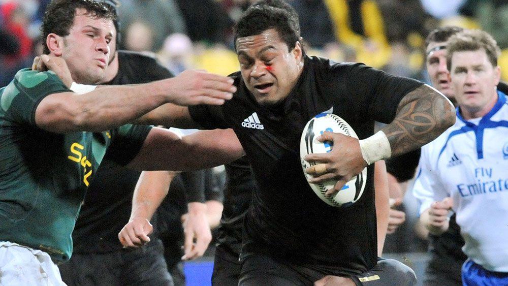 Former All Black Sione Lauaki dies at 35