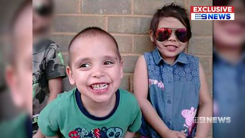 The siblings were murdered along with their mother Adeline Yvette Wilson-Rigney by her partner in May 2016.