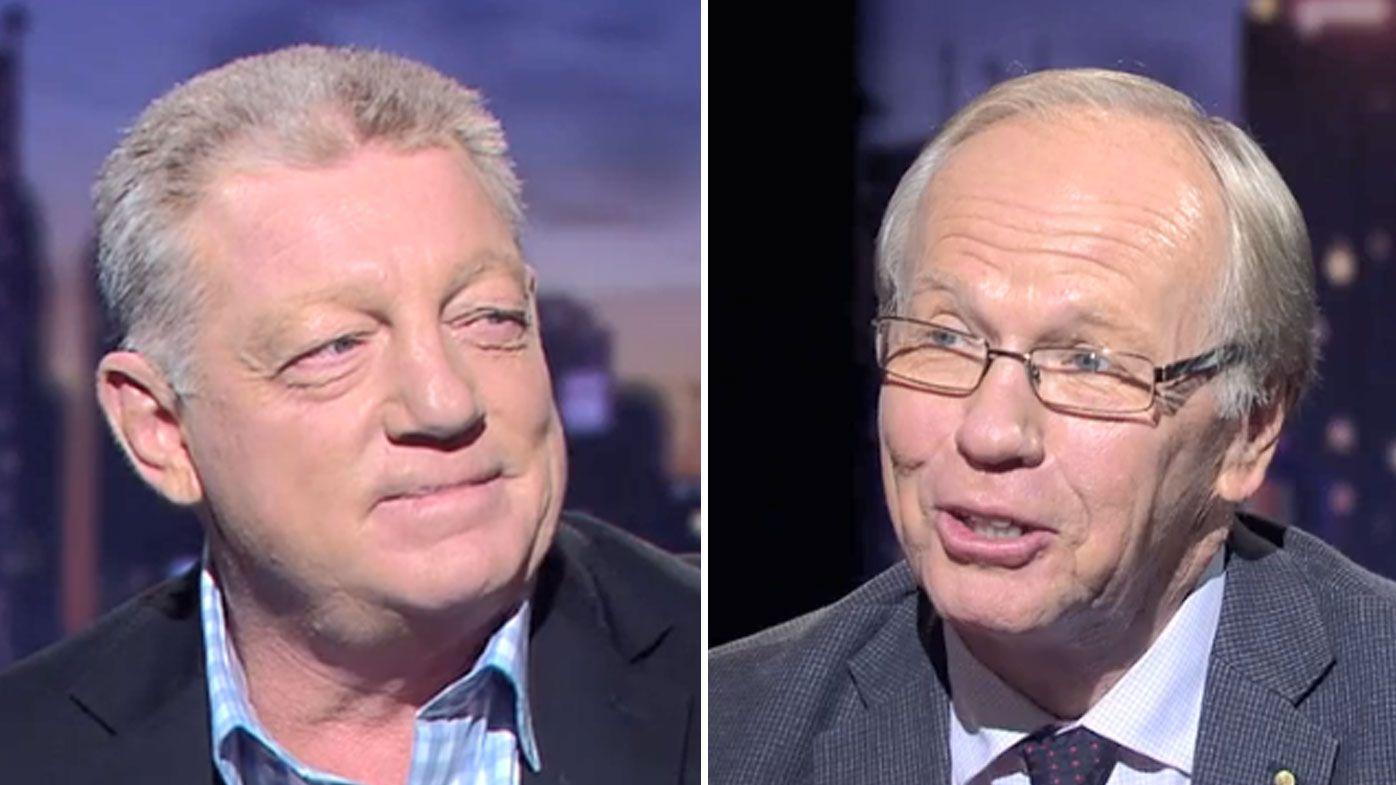 ARLC boss Peter Beattie apologises for Cronulla Sharks blunder on 100% Footy