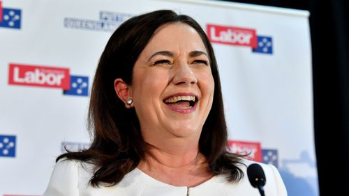 "Earlier today, Queensland Premier Annastacia Palaszczuk declared it a ""beautiful"" day to call the election."