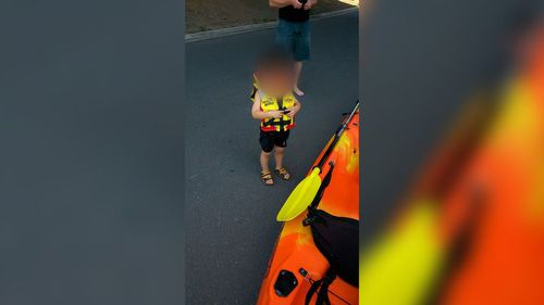 The boy was taken to Westmead Children's Hospital but could not be saved. (Facebook)