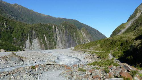 New Zealand's Fox Glacier. (File image)