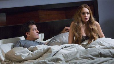 Charlie Sheen -Scary Movie 5 (2013)