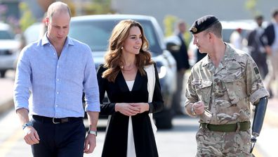 Prince William Kate Middleton Pakistan 1