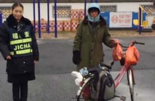 Cyclist in China pedals 500km in wrong direction