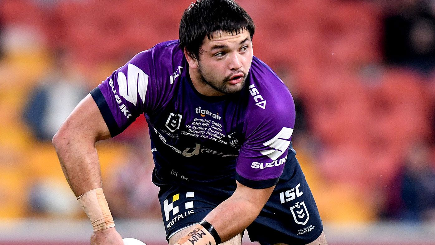 Brad Fittler calls on Storm to move Brandon Smith to lock to accommodate Harry Grant