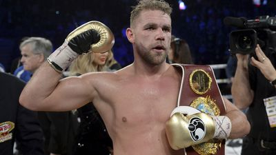 British WBO Middleweight champion Billy Joe Saunders fined $132k over drugs for sex video