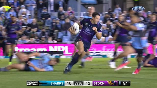 Slater suffers mishap