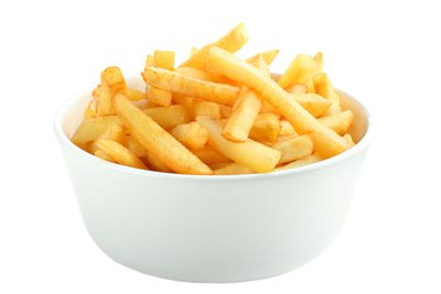 Hot chips (and regular chips)